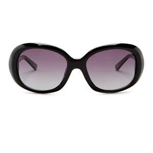 COLE HAAN Women's Oval Sunglasses (with case)